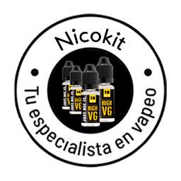 Nicokit alquimia