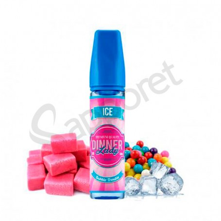 Bubble Trouble Ice 50ml - Dinner Lady