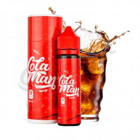 Cola Man 50ML - Cola Man E-juice