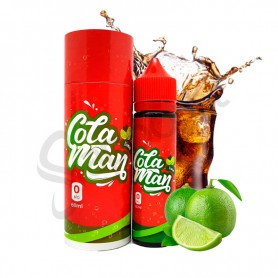 Cola Man Lime 50ML - Cola Man E-juice