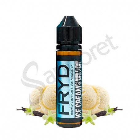 Drip Fried Ice Cream 50ml - FRYD