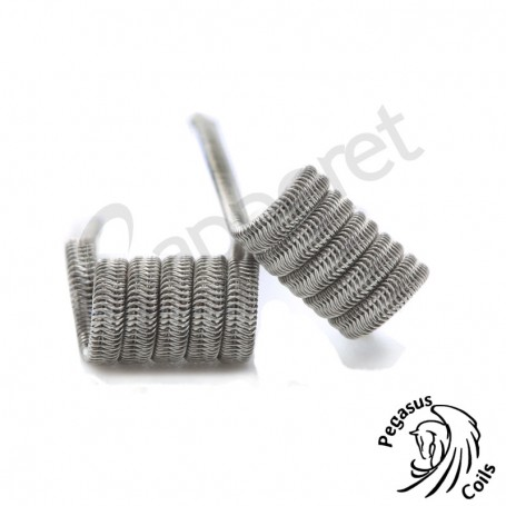 Mini Alien Tricore Interlock Muon N80 - Pegasus Coils