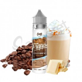 White Chocolate Mocha Frappe 50ml - Cold Brew