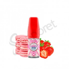 Desserts Strawberry Macaroon 30ml (Aroma) - Dinner Lady