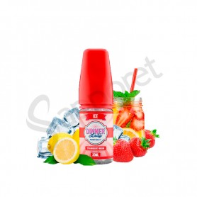 Ice Strawberry Bikini 30ml (Aroma) - Dinner Lady