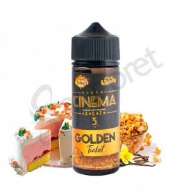 Cinema ACT 3 100ml Golden Ticket - Clouds of Icarus