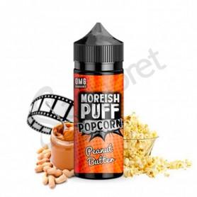 Peanut Butter Popcorn - Moreish Puff