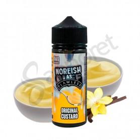 Original Custard - Moreish Puff