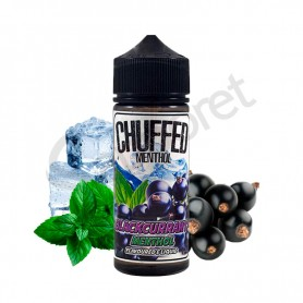 Blackcurrant 100ml - Chuffed Menthol