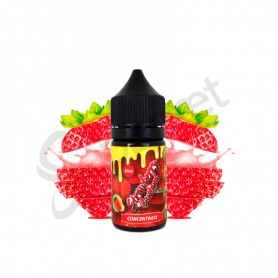 Strawberry Custard 30ml (Aroma) - Fizzy