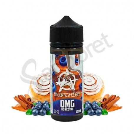 Blueberry Cinnamon 100ml - Anarchist Juice