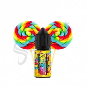 Sour Rainbow Candy 25ml - Strapped