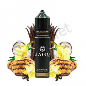 Coconut Macaroon 50ml - Jago Juices