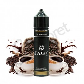 Flat White Coffee 50ml - Jago Juices