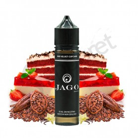 Red Velvet Cupcake 50ml - Jago Juices