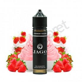 Strawberry Yoghurt 50ml - Jago Juices