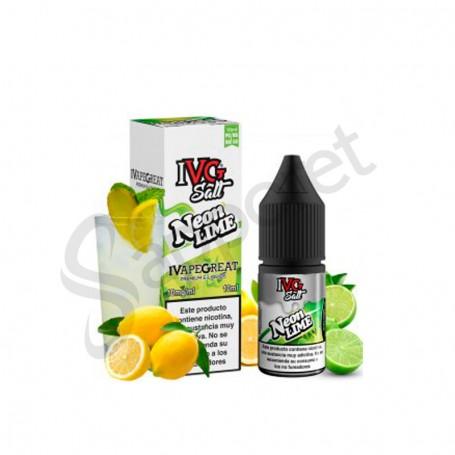 Neon Lime 10ml Nic Salt - IVG Salt