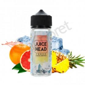 Freeze Pineapple Grapefruit Juice Head