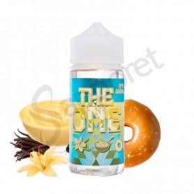 The One Vanilla Custard Donut 100ml - Beard Vapes