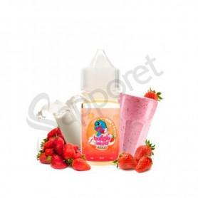 Milk N' Straw 30ml (Aroma) - Bubble Island