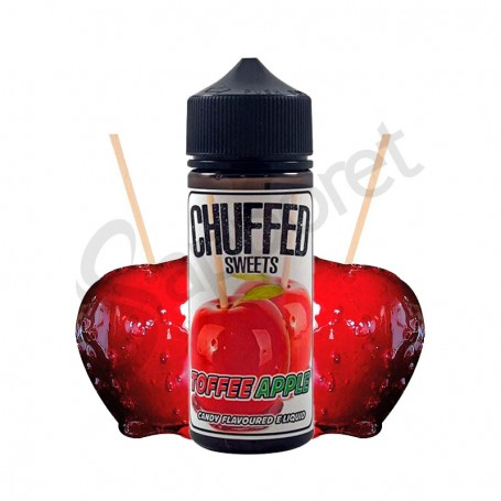 Toffee Apple 100ml - Chuffed Sweets