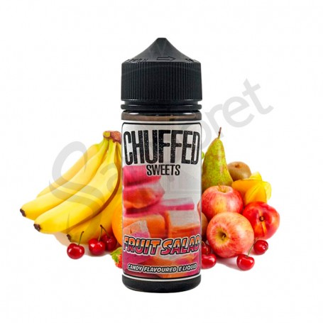 Fruit Salad 100ml - Chuffed Sweets