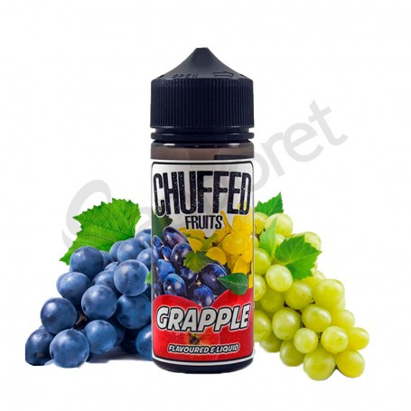 Grapple 100ml - Chuffed Fruits