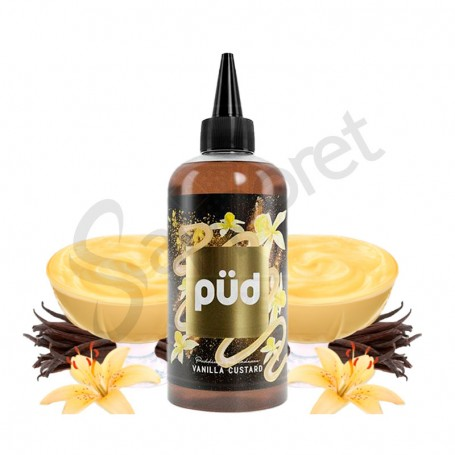 Vanilla Custard 200ml - PUD Pudding and Decadence