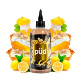 Lemon tart 200ml - PUD Pudding and Decadence