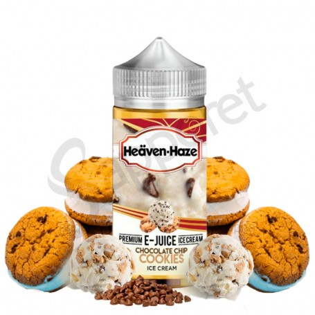 Chocolate Chip Cookie 100ml - Heaven Haze
