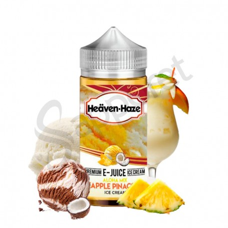 Pineapple Piñacolada 100ml - Heaven Haze