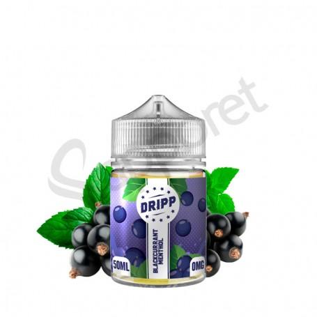 Blackcurrant Menthol 50ml - Dripp