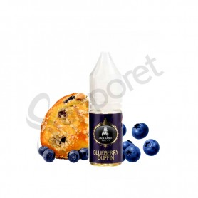 Blueberry Duffin 10 ml / 20 mg - Jack Rabbit Salts
