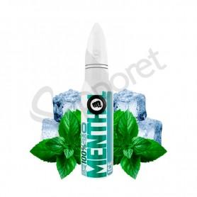 Menthol Ice 50ml - Riot Squad Menthol Range