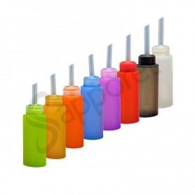 Botella de 6.5ml redonda para tu bottom feeder favorito, combinalo a placer.