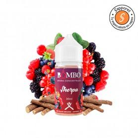 Refrescante Mousse de frutos rojos que te hará disfrutar sin ninguna duda