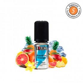 Increible naranja sanguina con toques de vainilla y frutas tropicales