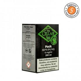 Base de the cellar bases de maceración instantánea Mix and Go ideal para su uso en tu cigarrillo electróncio