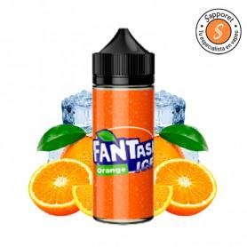 Delicioso e liquid para vapear con sabor a naranja dulce y burbujeante con efecto frescor.