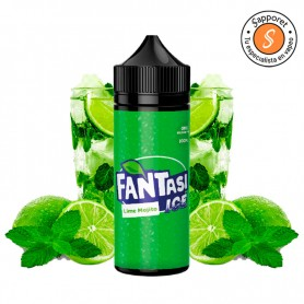 Fantasi E liquid - Lime Mojito Ice 100ml