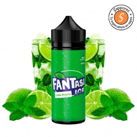 Fantasi E liquid - Lime Mojito Ice 100ml