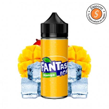Fantasi E liquid - Mango Ice 100ml