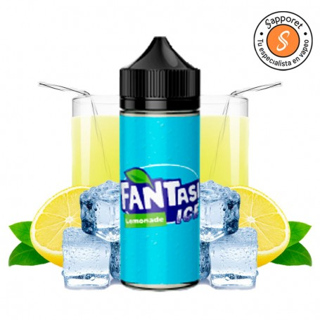 Fantasi E liquid - Lemonade Ice 100ml
