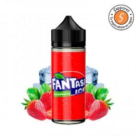 Fantasi E liquid - Strawberry Ice 100ml