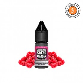 Ultimate Salts - Pink Raspberry Chilled 10mll