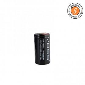 Batería Yoss 18350 1100mah 15A (Unidad)
