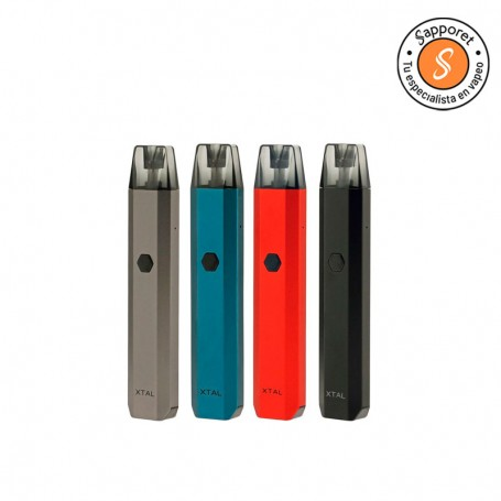 xtal pod kit de ZQ es un cigarrillo electrónico ideal para iniciados