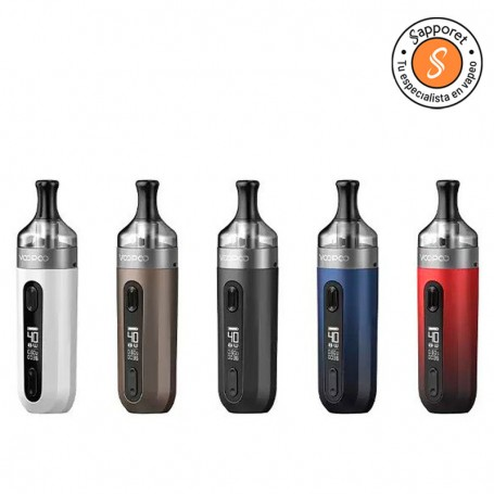 v series es la nueva gama de cigarrillos electrónicos de Voopoo