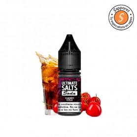 Refresco de cola con cereza al más puro estilo dr. pepper. Disfrutalo en tu cigarrillo electrónico.