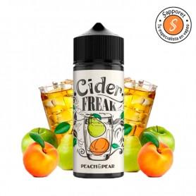 El mejor liquido para cigarrillo electrónico con sabor a sidra y toques de pera y melocoton.